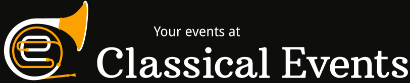 The Classical Events logo